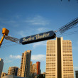 Surfers Paradise Sign - Photo
