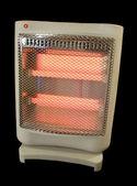 Radiant Heater — Stock Photo