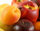 Fruit Basket — Stock Photo