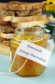 Orange Marmalade — Stock Photo