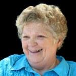 Joyful Senior Lady — Stock Photo #11568968