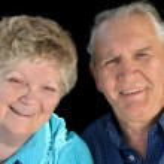 Married Senior Couple — Stock Photo #11568972