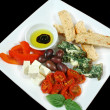 Stock Photo: Antipasto 1