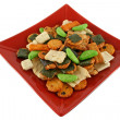 Asian Rice Crackers 1 — Stock Photo