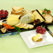 Royalty-Free Stock Photo: Cheese Platter