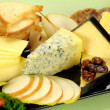 Cheese Platter — Stock Photo #11569521