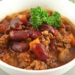 Chili Con Carne 2 — Stock Photo