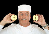 Apple Chef — Stock Photo
