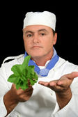 Herb Chef 2 — Stock Photo