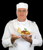 Meal Chef — Stock Photo