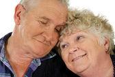 Happy Senior Couple 1 — Stock Photo