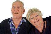 Happy Senior Couple 4 — Stock Photo
