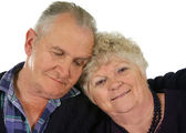 Happy Senior Couple 5 — Stock Photo