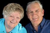 Married Senior Couple — Stock Photo