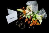 Bridal Thank You — Stock Photo