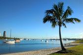 Broadwater Gold Coast — Stock Photo