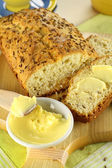 Caraway Seed Loaf — Stock Photo