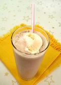 Chocolate Milkshake — Stock Photo