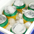 Stock Photo: Drink Cooler 3