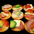 Fingerfood 2 — Stockfoto