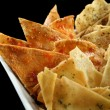 Pita Crisps — Stock Photo