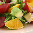 Salad Background 2 — Stock Photo