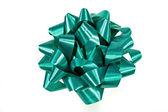 Green Gift Decoration — Stock Photo
