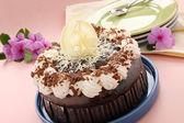 Mud Cake — Stock Photo