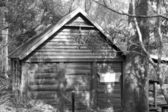 Old Log Cottage 2 — Stock Photo