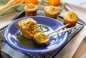 Poppyseed Cake — Stock Photo