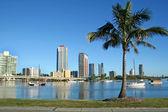 Costa de oro southport — Foto de Stock