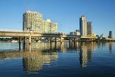 Sundale Bridge Gold Coast — Stock Photo