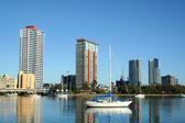 Southport Gold Coast Australia — Stock Photo
