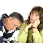Arguing Couple — Stock Photo #11666021