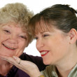 Stock Photo: Mother And Daughter 4
