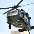 Stock Photo: Blackhawk Chopper
