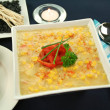 Stock Photo: Capsicum Chili And Corn Chowder