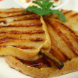 Stock Photo: Chargrilled Pears 2