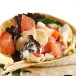 Chicken Salad Wrap — Stock Photo #11667062