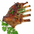 Rack Of Lamb — 图库照片