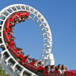 Roller Coaster 4 - Stock Photo
