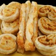 Savory Pastries 2 - Stockfoto