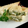 Spinach And Feta Parcels — Stock Photo #11668539