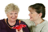 Mother And Daughter 1 — Stock Photo