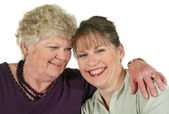 Mother And Daughter 2 — Stock Photo