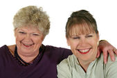 Mother And Daughter 5 — Stock Photo