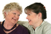 Mother And Daughter 6 — Stock Photo