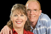 Happy Middle Aged Couple — Stock Photo