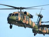 Blackhawk Choppers — Stock Photo