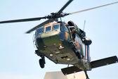 Elicottero blackhawk — Foto Stock